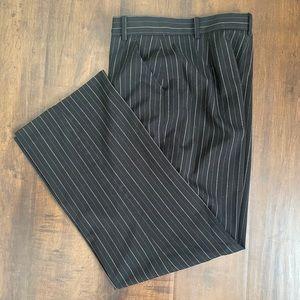 Women's 8 Petite Pin Stripe Dress Pants